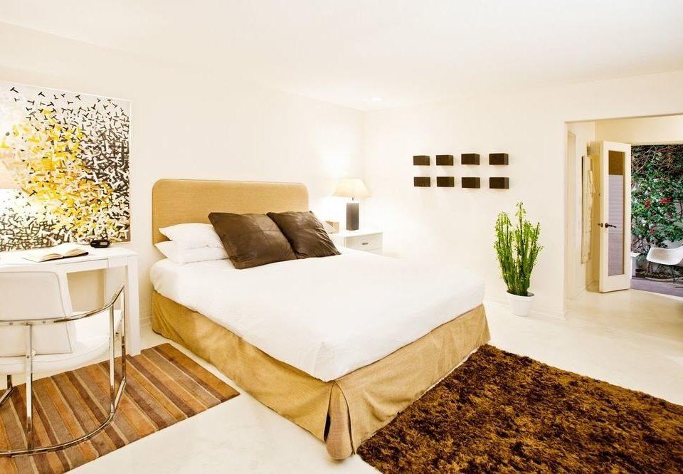 property Bedroom Suite hardwood home living room cottage Villa bed frame bed sheet condominium