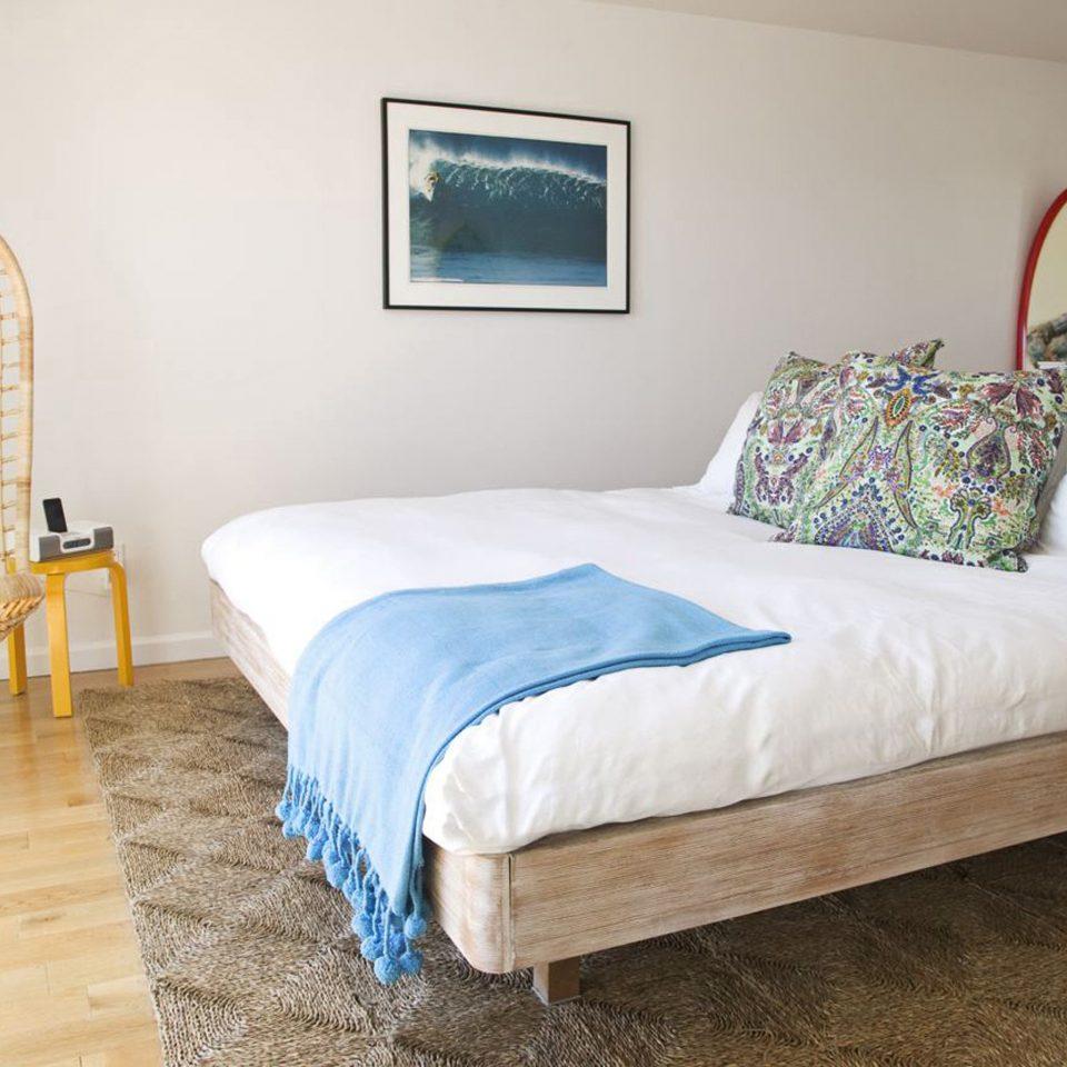 Bedroom property cottage bed frame hardwood bed sheet Suite Villa