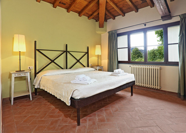 property Bedroom Villa cottage hardwood bed frame farmhouse Suite