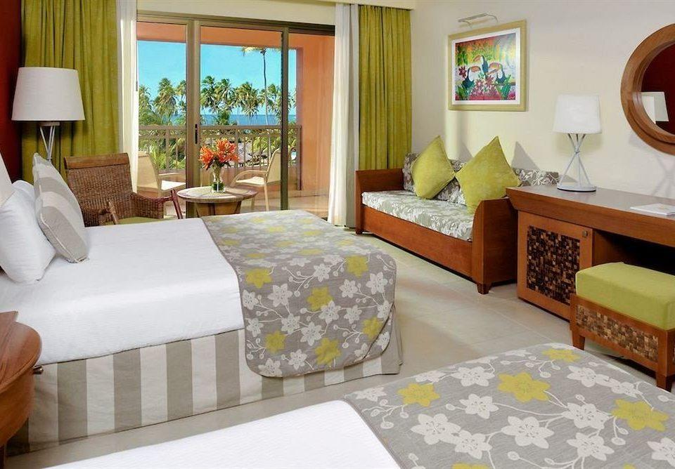 Bedroom property Suite cottage living room home bed sheet Villa