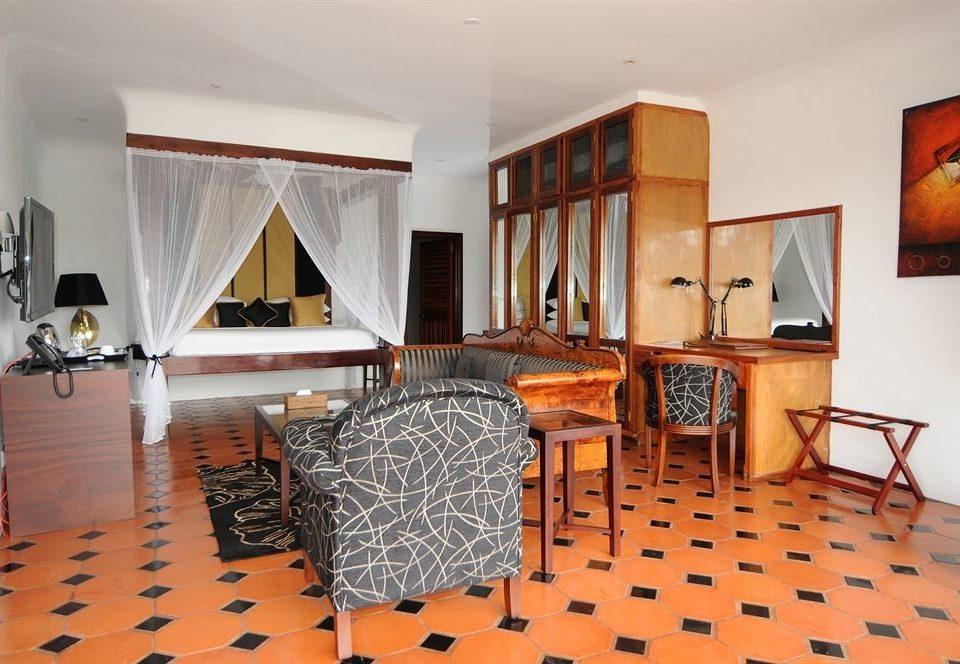 chair property black Suite Villa cottage living room condominium Bedroom