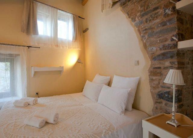 property building cottage white Bedroom Villa Suite