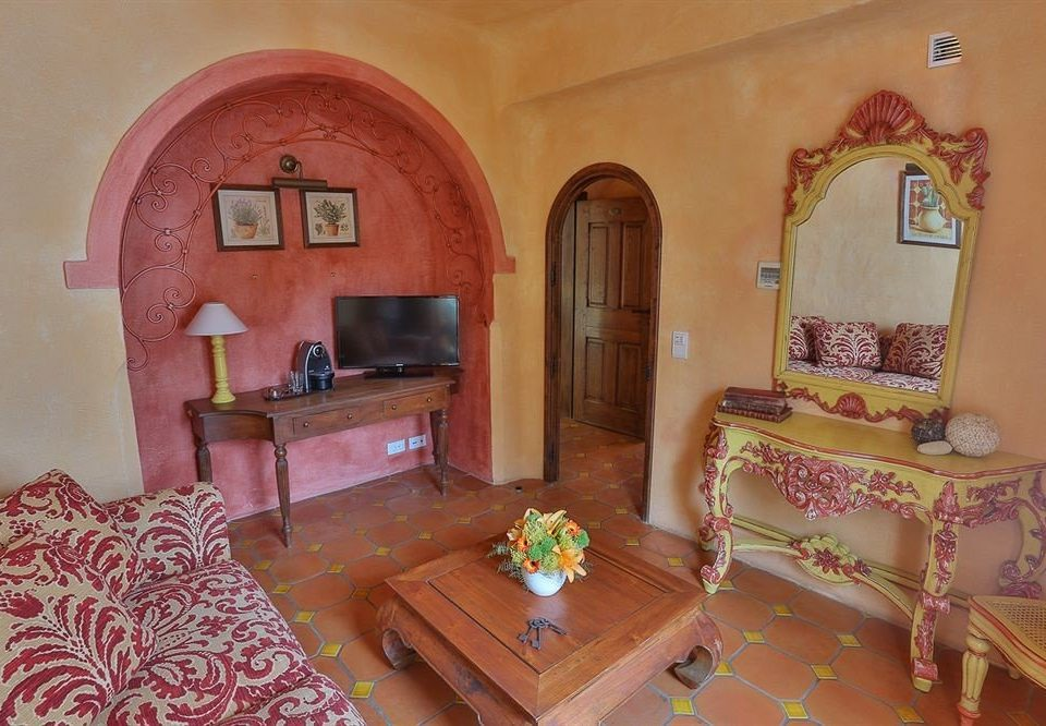 property building living room cottage Villa hacienda home Bedroom Suite mansion painted colorful colored