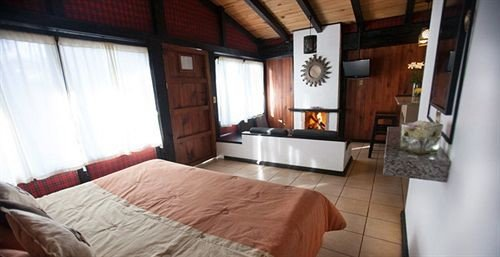 property building cottage home Bedroom Suite Villa