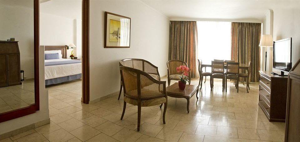 property chair Suite hardwood home cottage Villa Bedroom