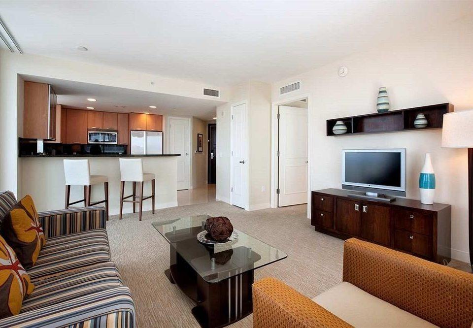 sofa property condominium Suite home living room cottage Villa flat Bedroom