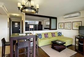 property condominium home cottage living room Suite Villa mansion Bedroom