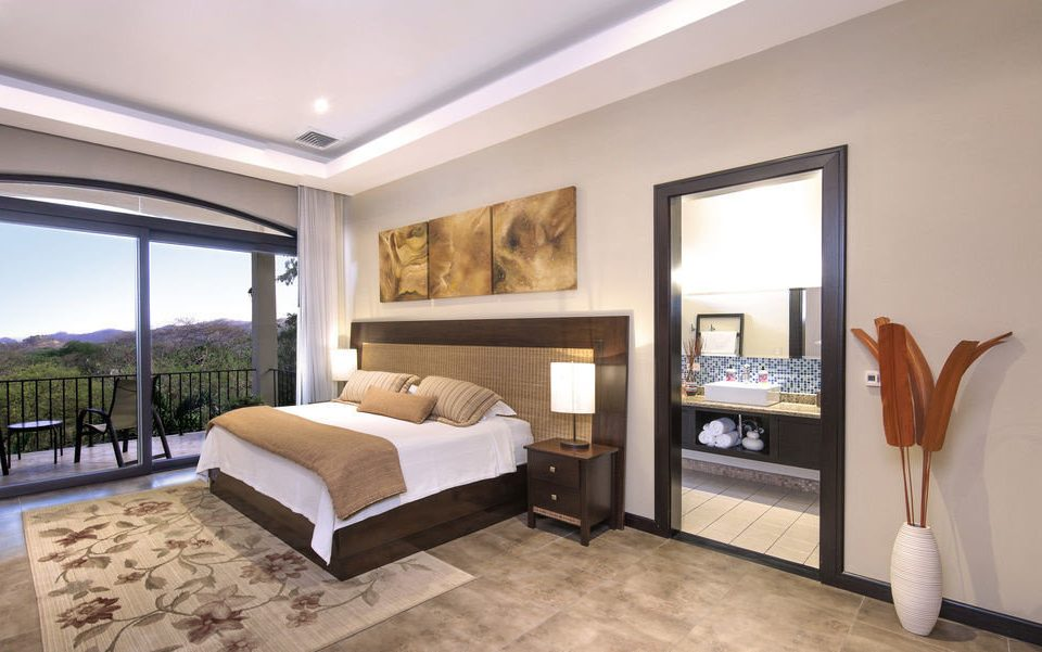 property Bedroom home living room hardwood Suite Villa condominium cottage