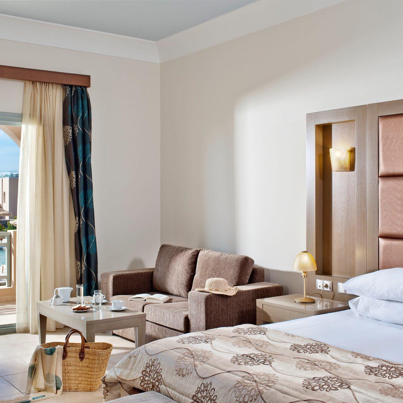 property Bedroom living room home Suite cottage condominium Villa containing