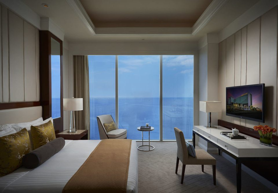 property condominium living room house Suite home Villa Bedroom dining table