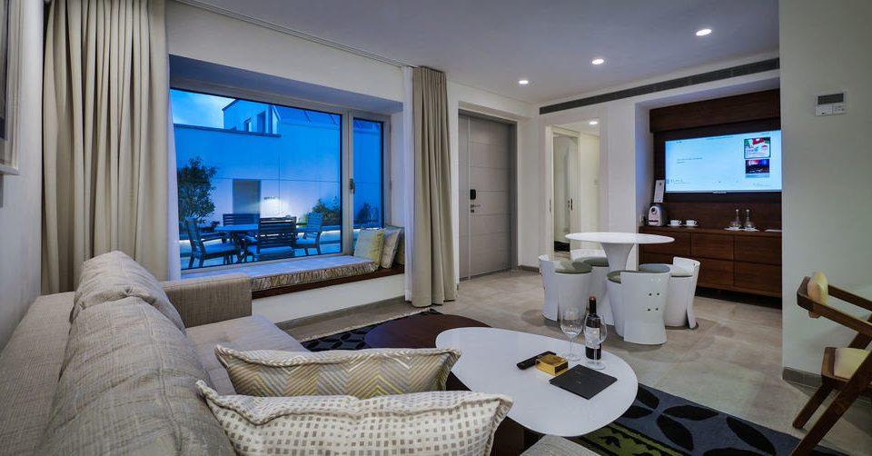 property condominium Suite living room home cottage Villa mansion Bedroom