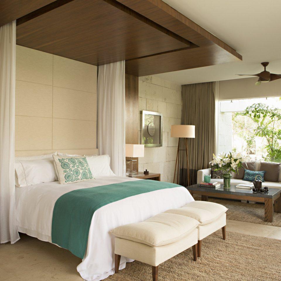 property Bedroom living room home Suite Villa cottage condominium