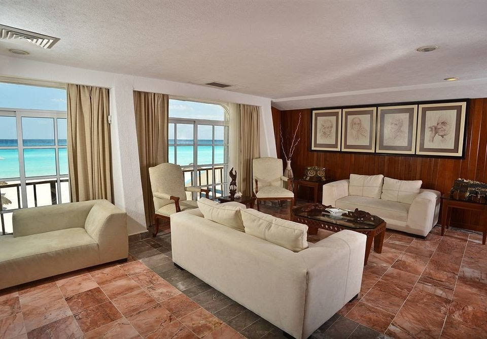 sofa property Suite living room yacht home Villa cottage vehicle passenger ship condominium mansion Bedroom