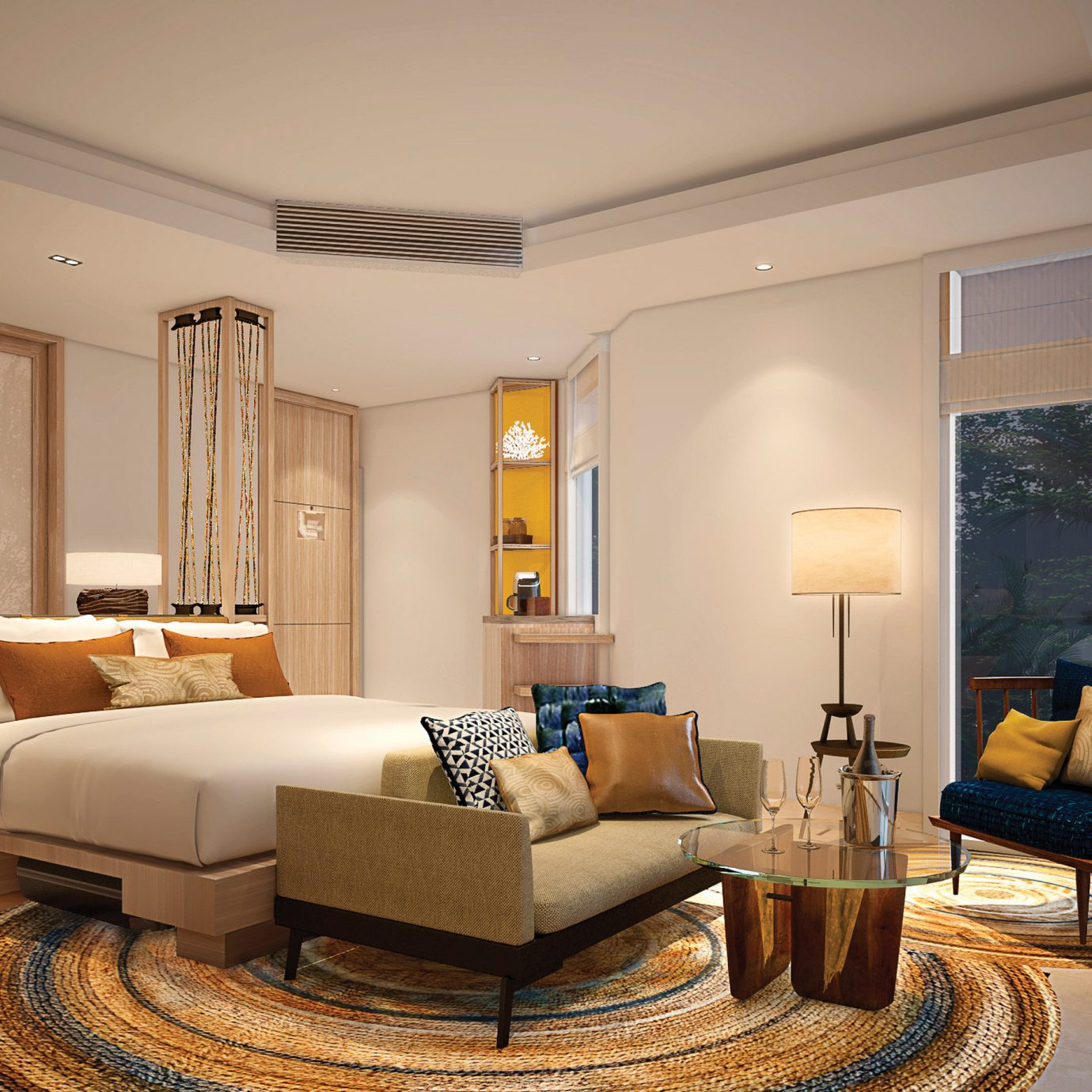 living room property home hardwood Suite mansion Villa condominium cottage Bedroom