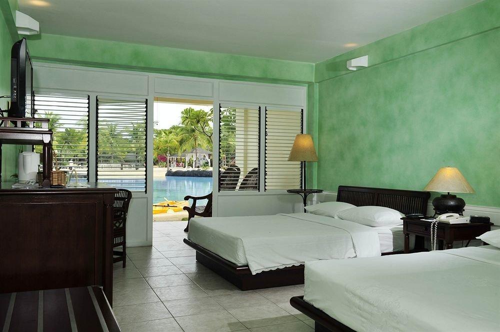 property condominium green living room Suite Villa loft Bedroom