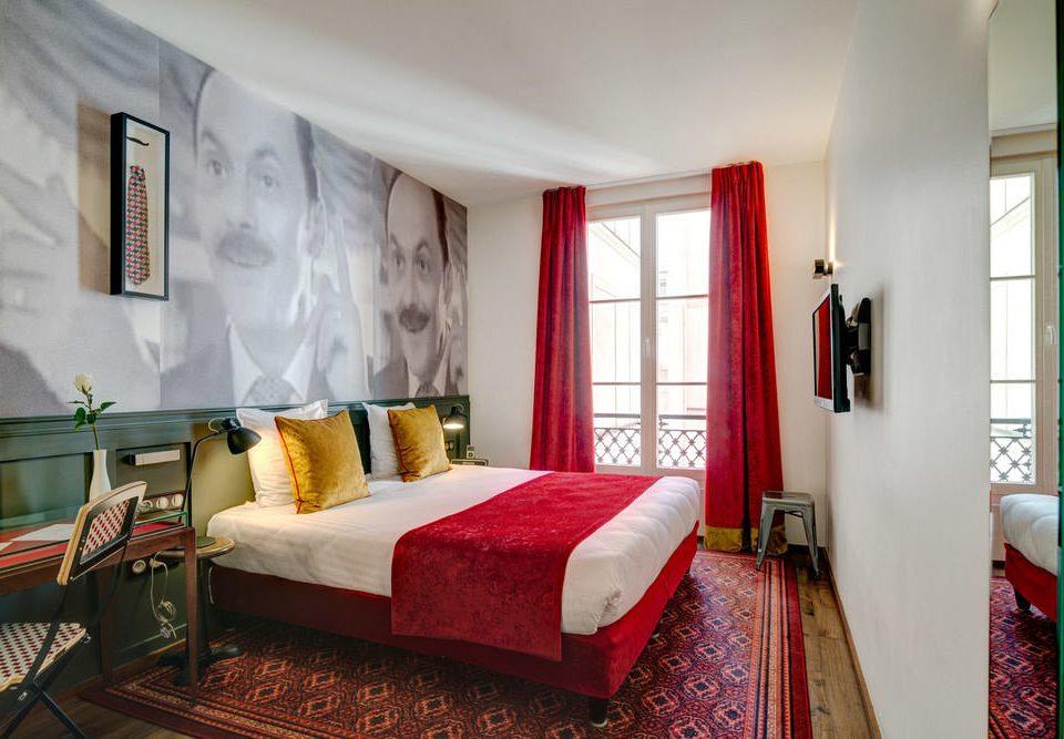red property Bedroom Suite living room cottage home Villa