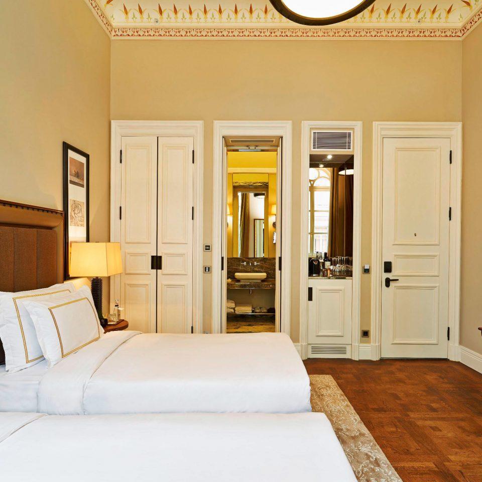 property Bedroom Suite living room home hardwood cottage Villa
