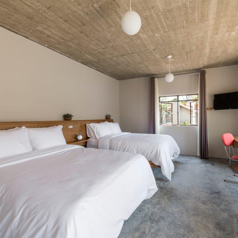 property Bedroom cottage Villa Suite lamp