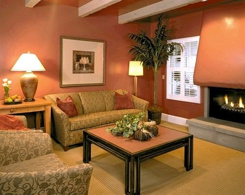 sofa property living room Suite home Villa hardwood cottage mansion lamp Bedroom flat