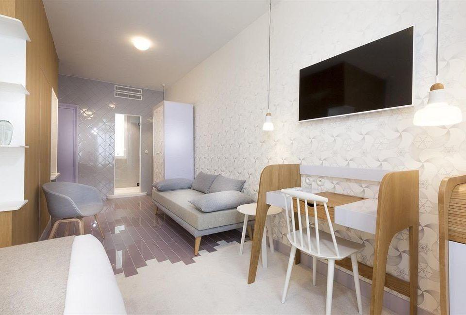 property Suite white cottage Villa Bedroom
