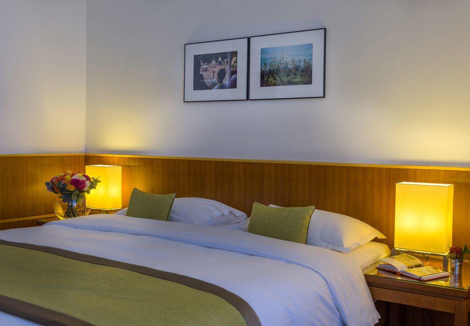Bedroom property scene Suite cottage Villa