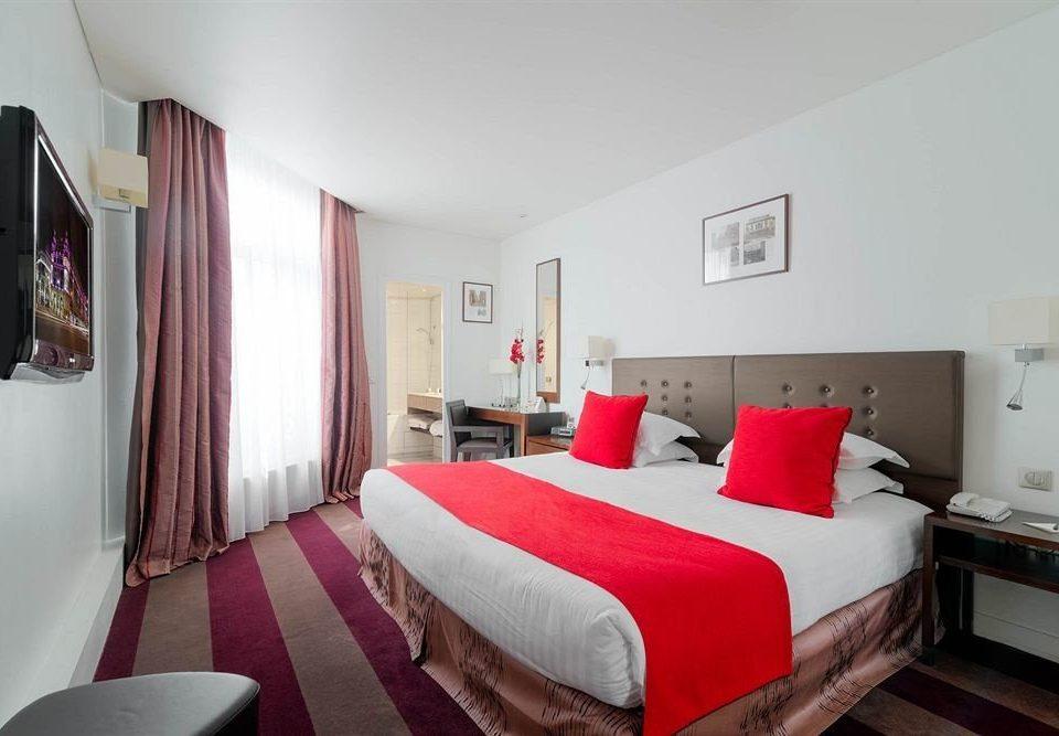 red property Bedroom cottage Suite Villa