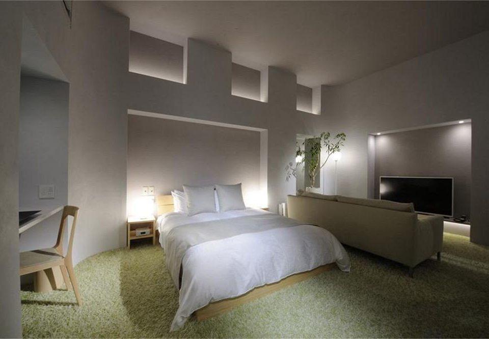 property Bedroom Suite living room Villa tan