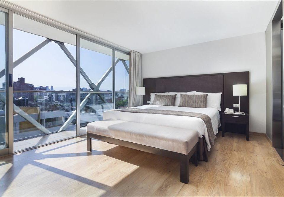 building property Villa Bedroom bed frame living room home condominium loft cottage