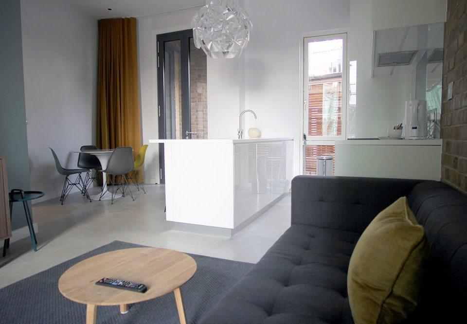 property building living room house home cottage condominium loft Villa Bedroom