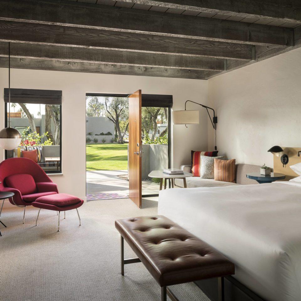 property building living room home loft condominium cottage Villa Bedroom