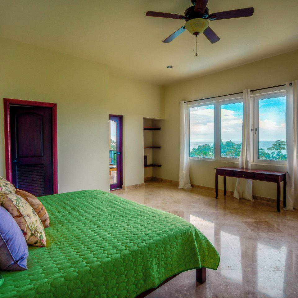 green property house Bedroom home living room cottage Villa condominium colored