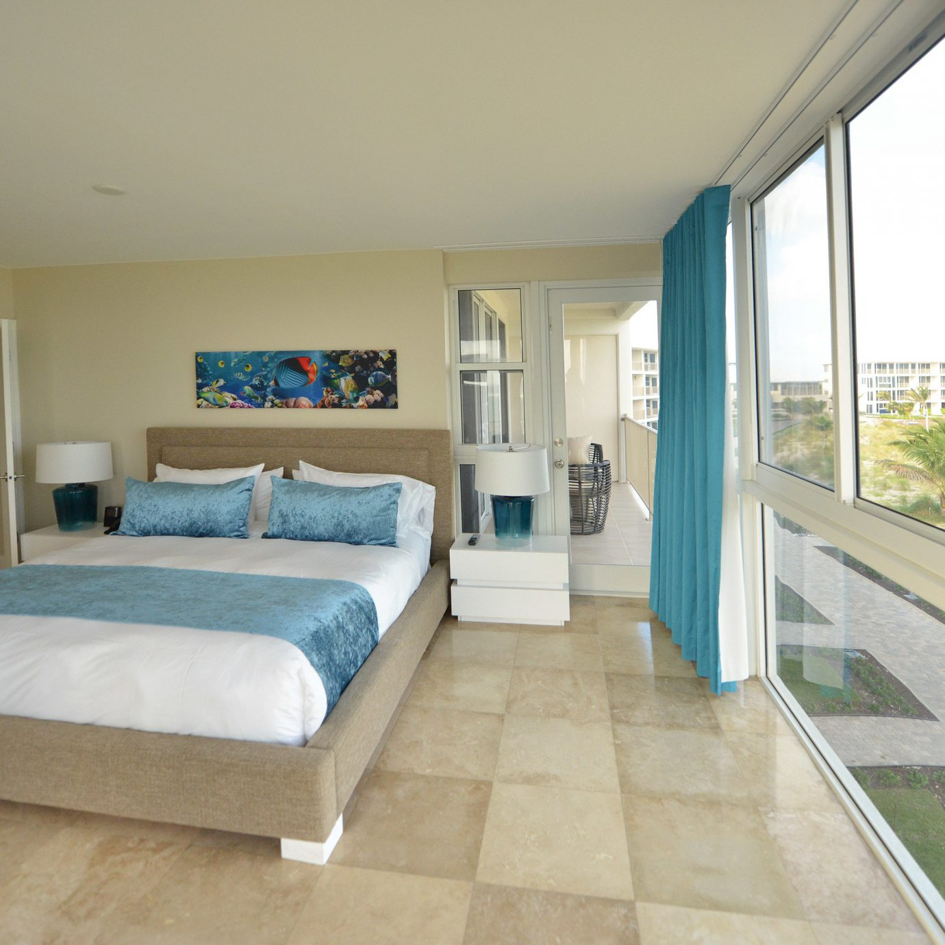 property Bedroom home cottage Villa condominium living room