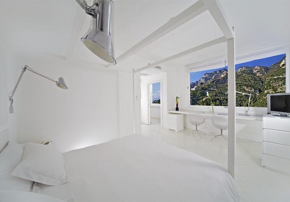 property house home white daylighting Bedroom cottage Villa loft