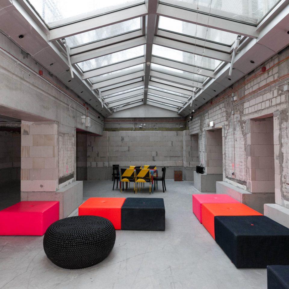 Berlin Boutique Hotels Germany Hotels Lobby Lounge Luxury Travel auditorium flooring