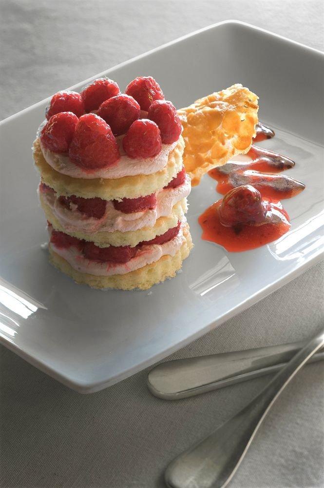 food plate breakfast plant dessert strawberry raspberry strawberries fruit berry square