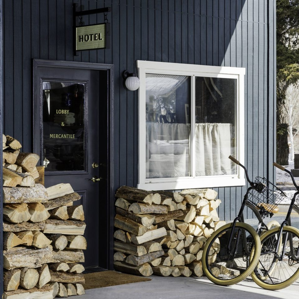 bicycle house stone