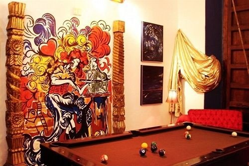 pool table poolroom recreation room billiard room games indoor games and sports gambling house
