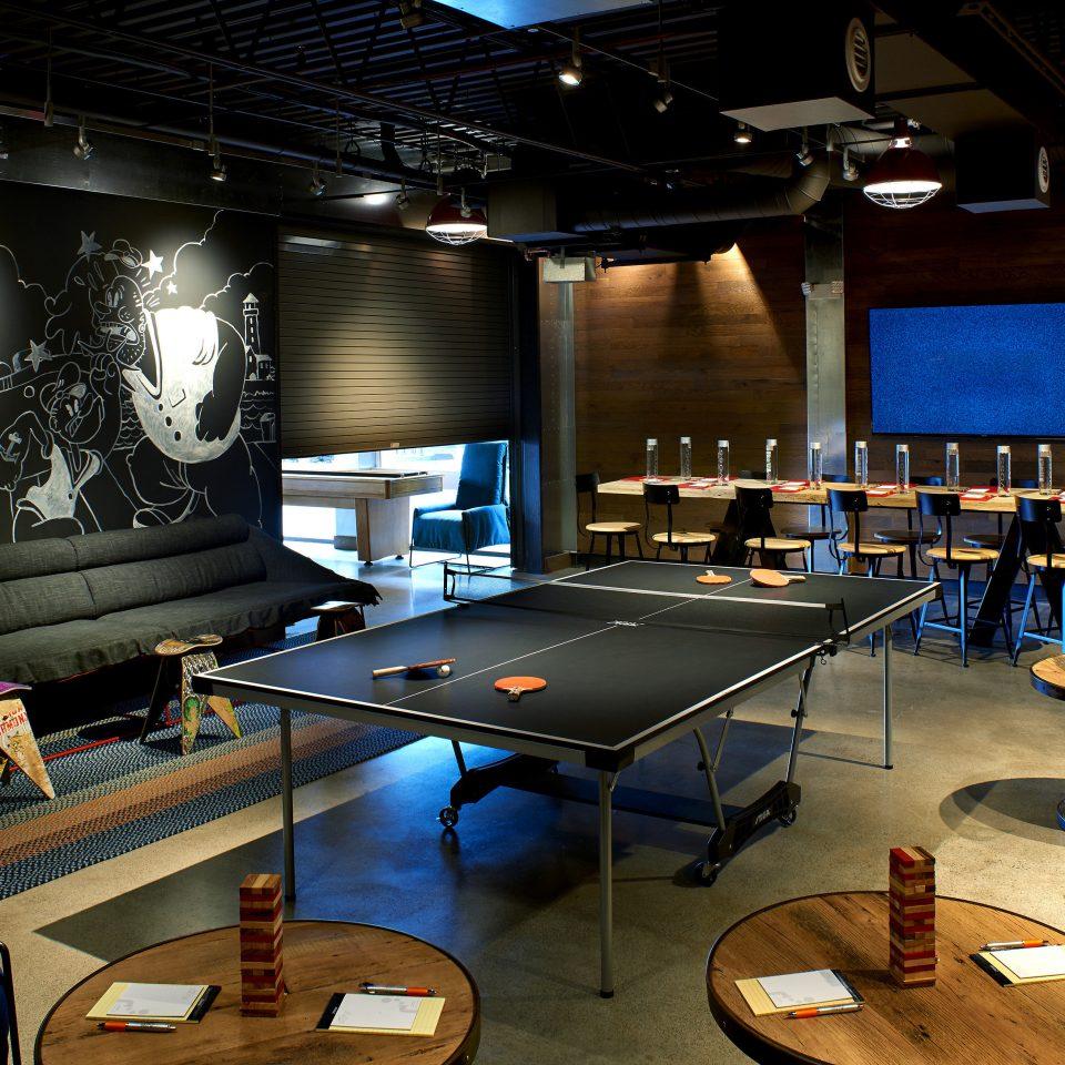 recreation room billiard room screenshot theatre