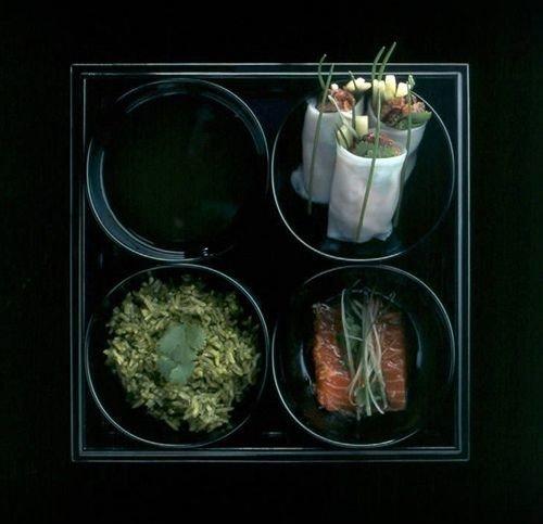 biology organ sense food still life