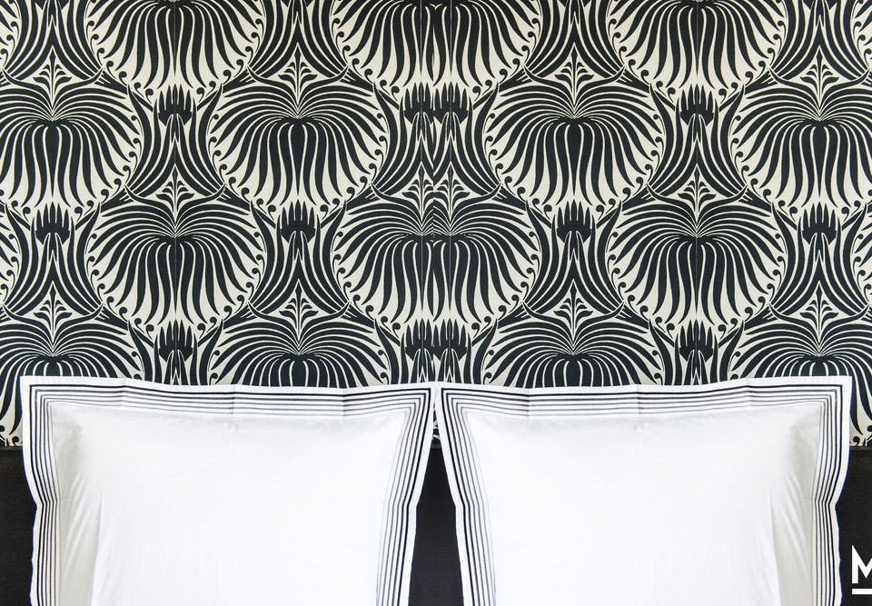 white black black and white pattern tablecloth monochrome photography font monochrome wallpaper textile circle curtain line fabric