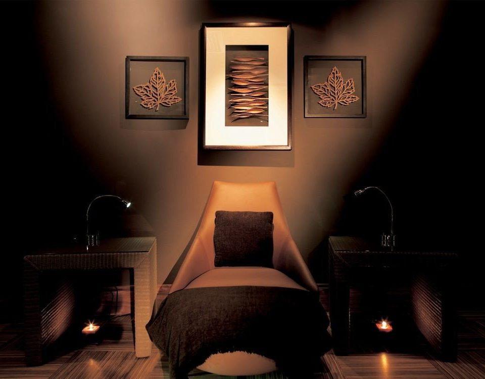 black light darkness living room lighting