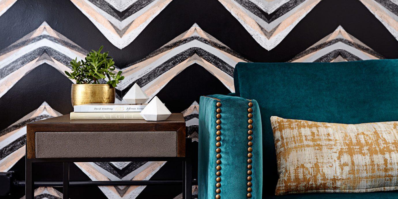 color blue green house living room home wallpaper