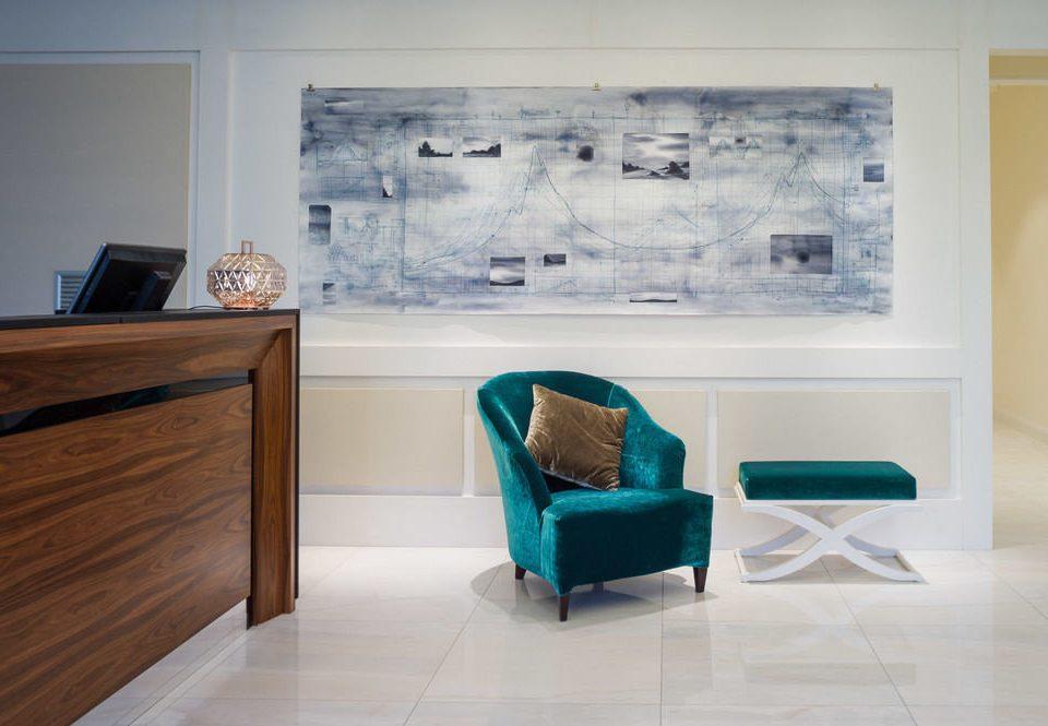 blue home living room