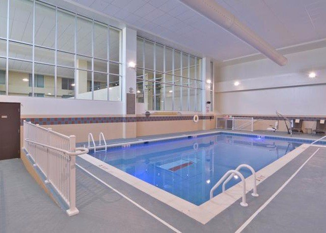 swimming pool property leisure centre blue