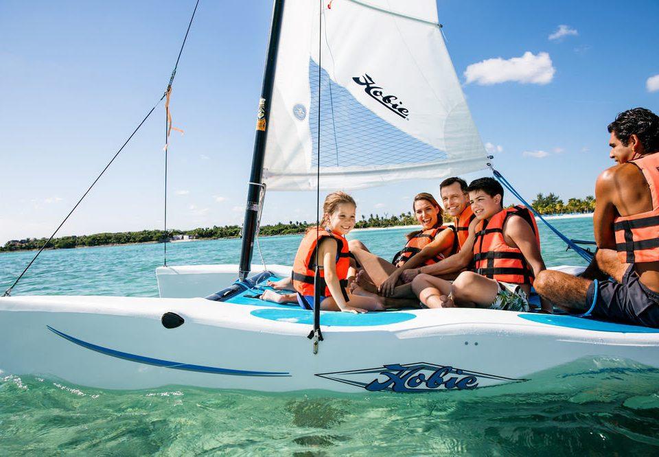 sky water Boat dinghy sailing vehicle sailing watercraft sailboat sail sports transport dinghy boating windsports catamaran sailing vessel