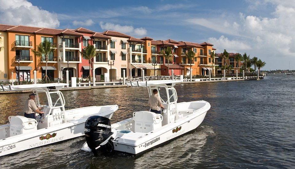 sky water Boat vehicle dock marina waterway watercraft boating Canal