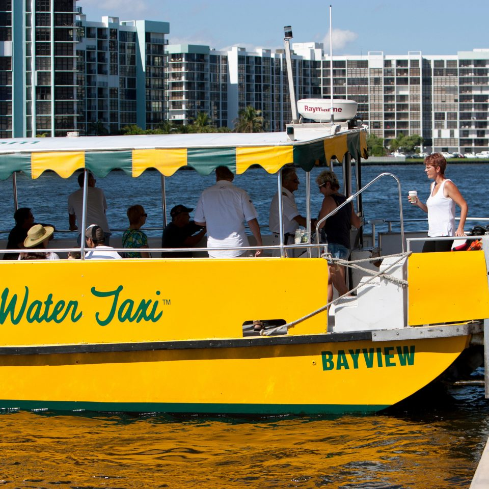 water yellow Boat vehicle ferry watercraft waterway cargo ship
