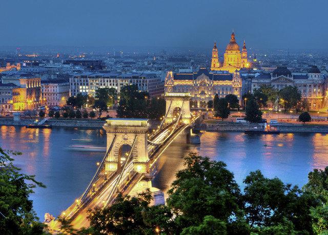 water sky landmark Boat River cityscape City night evening dusk bridge flower skyline palace day