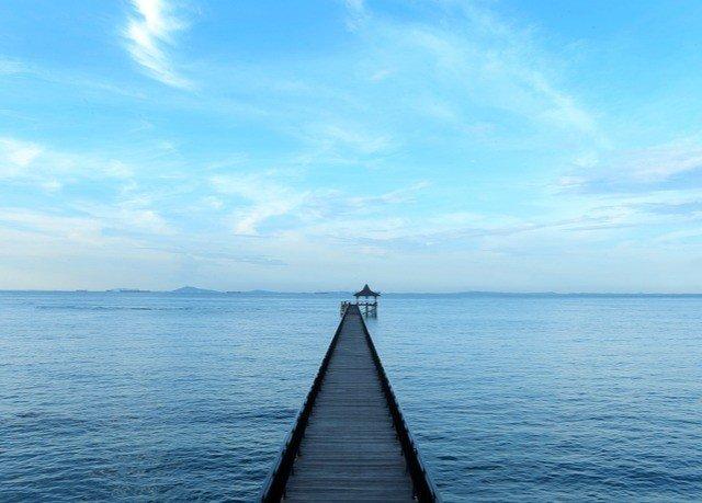 water sky Boat Sea horizon vehicle Ocean channel Coast distance shore