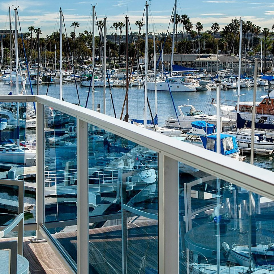 sky marina water Boat dock chair scene Harbor port vehicle infrastructure docked nonbuilding structure